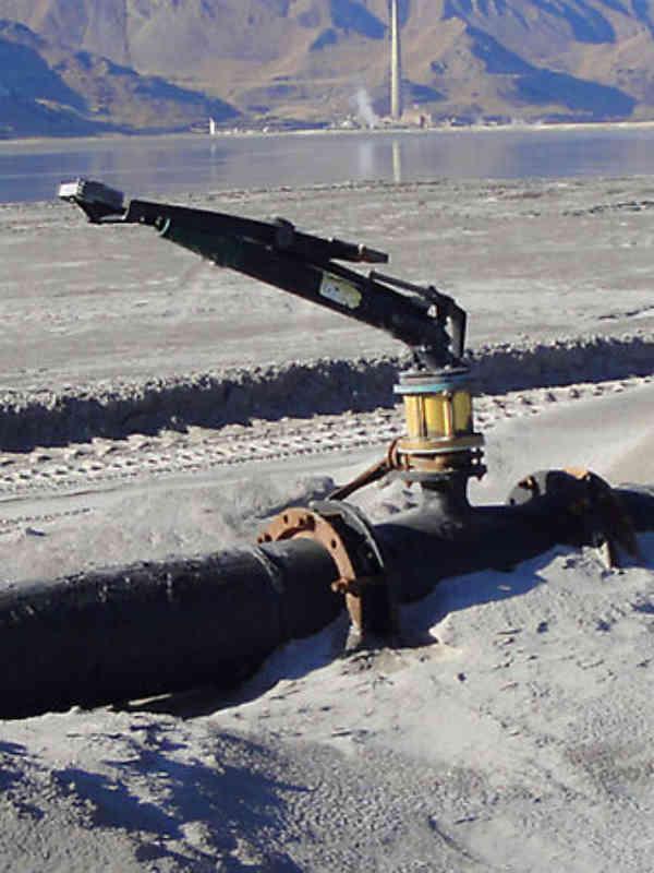 SR200 Big Gun® Sprinkler used for Mining Dust Suppression