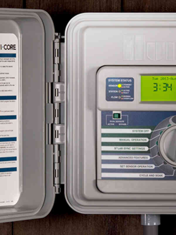 Flow monitoring and two-wire capabilities make I-Core an ideal fit for standalone midsize commercial and high-end residential projects.