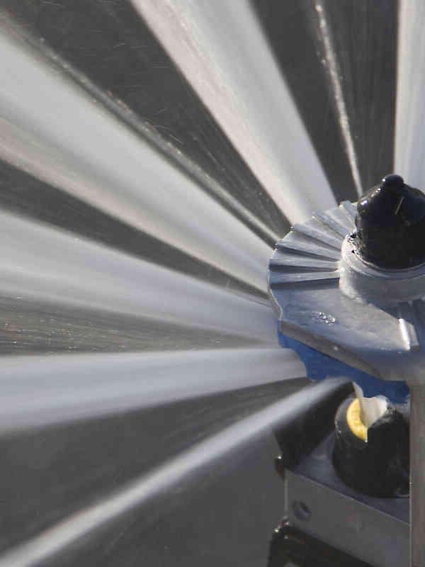 Nelson Irrigation's R55 VT End of Pivot Sprinkler